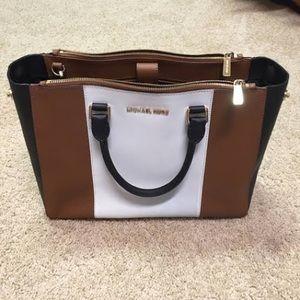 Michael Kors large Sutton sachel bag
